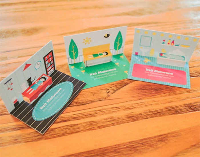 15 Of The Most Creative Business Cards Leeroy Creative Agency Digital Web Marketing