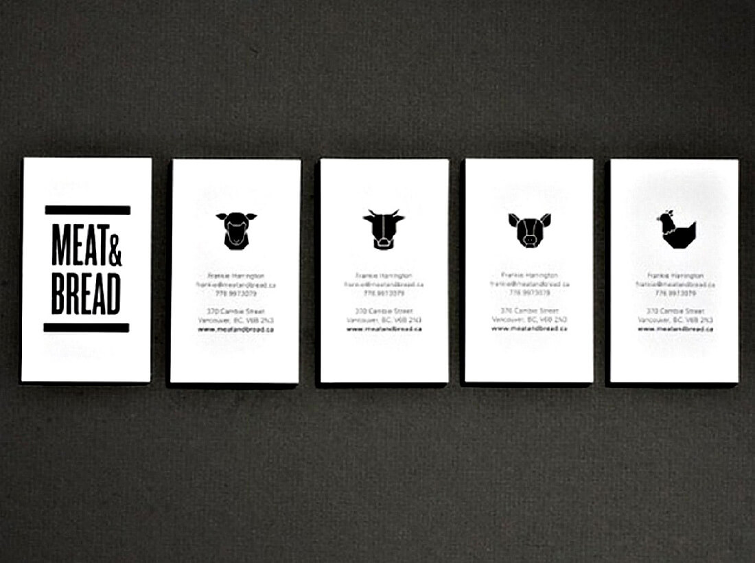15 Of The Most Creative Business Cards Leeroy Creative Agency